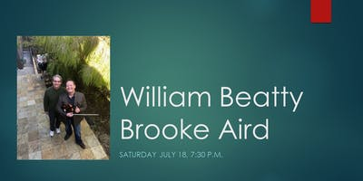 WILLIAM BEATTY AND BROOKE AIRD IN CONCERT - The Beethoven 2020 Project