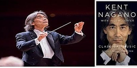 An Afternoon with Maestro Kent Nagano tickets