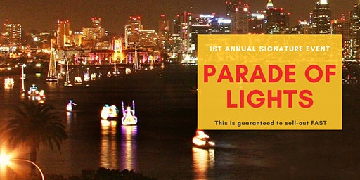 USC at the San Diego Harbor Parade of Lights Presented by SD Alumni Club