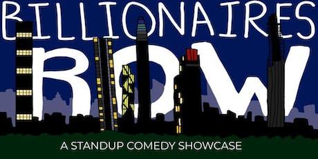 Billionares Row Comedy Show tickets