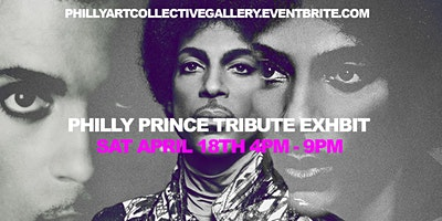 FREE EVENT : PRINCE TRIBUTE EXHIBIT