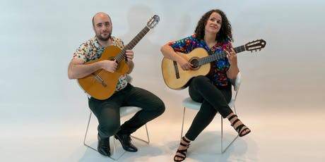 Benji and Rita: Original Brazilian Music and Jazz Duo tickets