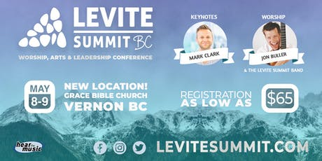 Levite Summit BC 2020 tickets