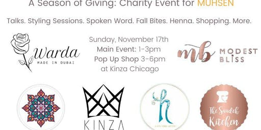 A Season of Giving: Charity Event for MUHSEN