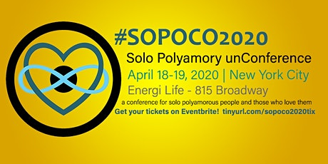Solo Polyamory unConference 2020 tickets