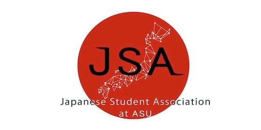 JSA sushi party