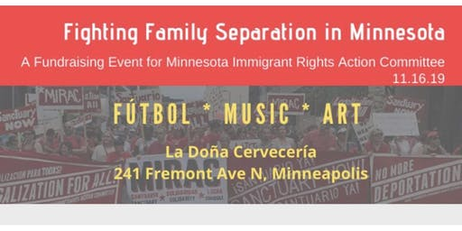 Fight Family Separation Soccer Tournament