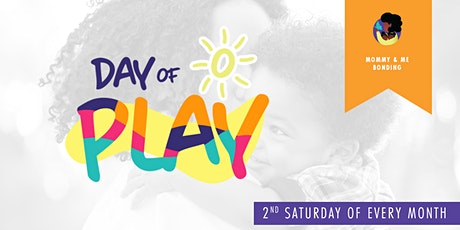 Melinated Moms — Mommy & Me Day of Play! tickets