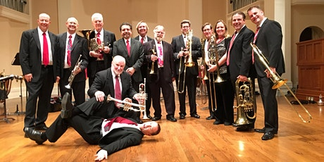 BRAZZISSIMO - A ten-piece brass chamber music ensemble tickets
