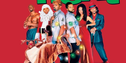 """""""Friday after next"""" themed Christmas Dance Class"""