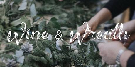 Wine & Wreath Workshops tickets