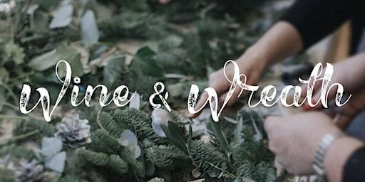 Wine & Wreath Workshops