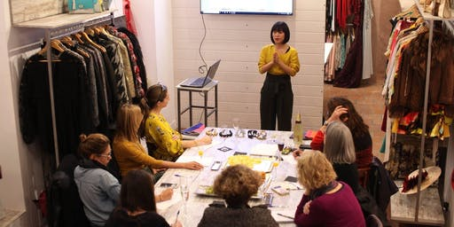 Style Yourself Confidence Workshop: Learning Colour and Body Shape