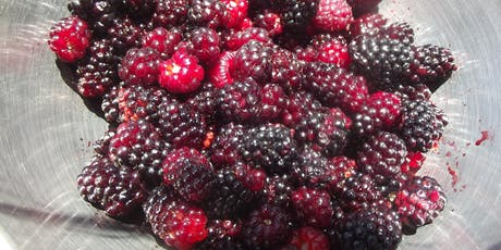 Fruit preserves  - how to make scrumptious sauces, jams and more. tickets