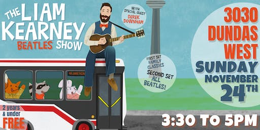 The Liam Kearney BEATLES Show at 3030