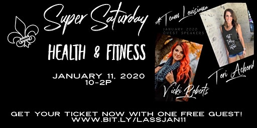 Louisiana Super Saturday - Jan 11, 2020