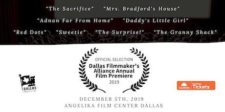 Dallas Filmmakers Alliance Annual Premiere & Fundraiser 2019 tickets