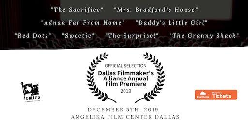 Dallas Filmmakers Alliance Annual Premiere & Fundraiser 2019