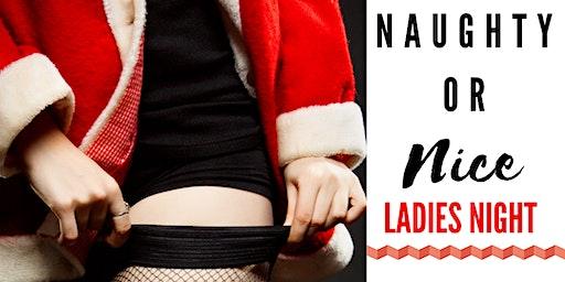 Arlington's Naughty or Nice Ladies Night - Chair & Pole Dancing Class