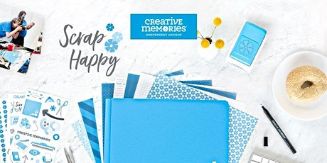 Monthly Scrapbooking Workshop- February tickets