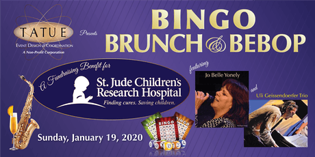 BINGO, BRUNCH & BEBOP tickets