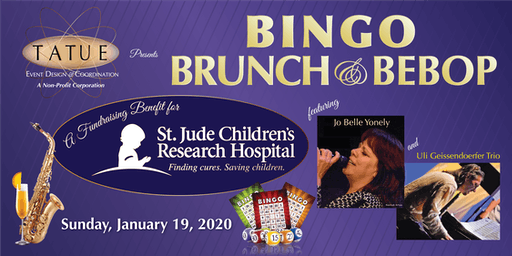BINGO, BRUNCH & BEBOP
