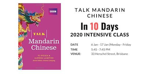 Talk Mandarin Chinese for absolute beginners