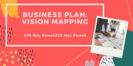 Business Plan Essentials: Vision Mapping tickets