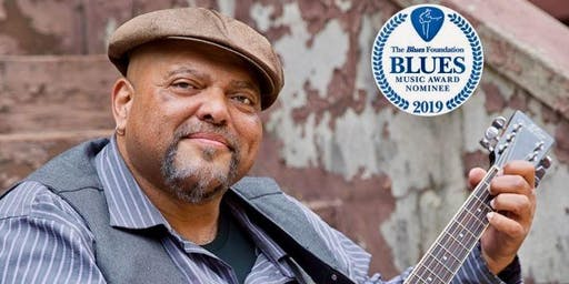 Kevin Burt - 2018 International Blues Challenge Winner in 3 categories!!