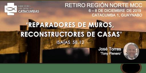 Retiro 2019 Región Norte MCC