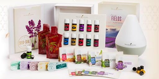 Young Living Essential Oils, An Intro with Kathy Spohn, LMT