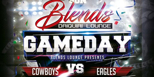 Cowboys vs Eagles Watch Party