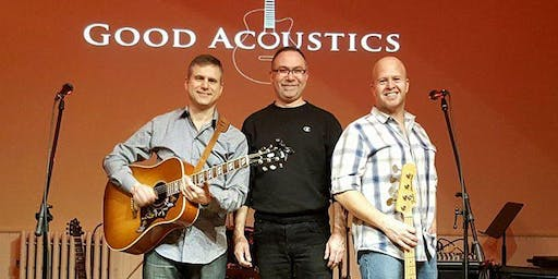 Good Acoustics Returns for Concert Request Night