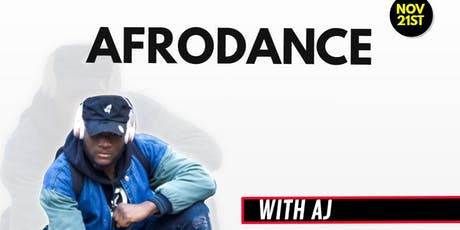 AfroDance with Aj in NEW YORK tickets
