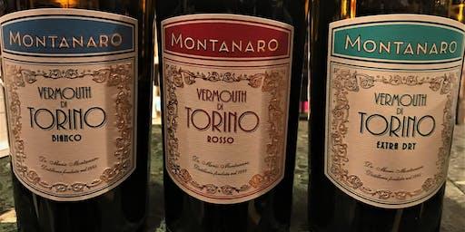 Montanaro Vermouth Tasting