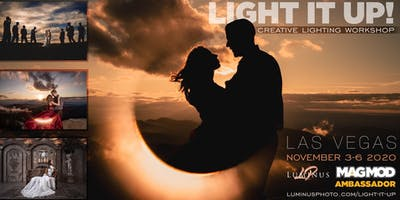 Light It Up! Creative Lighting Workshop