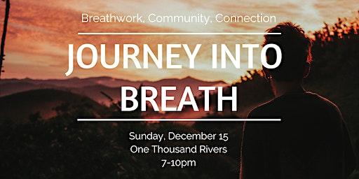 Journey into Breath - Dec 15th