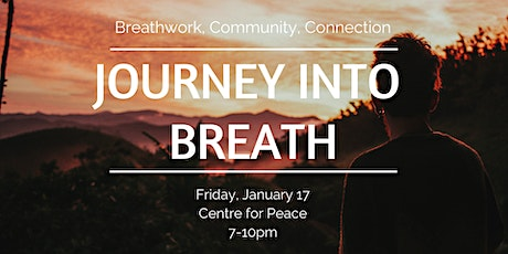 Journey into Breath - Jan 17th tickets