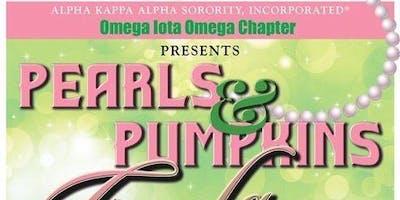 Pearls and Pumpkins Gala