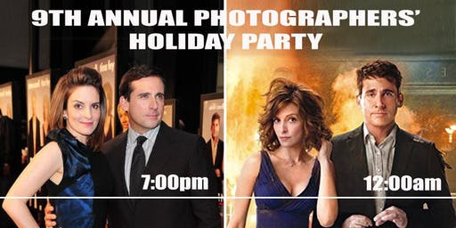 9th Annual Photographers' Holiday Party!
