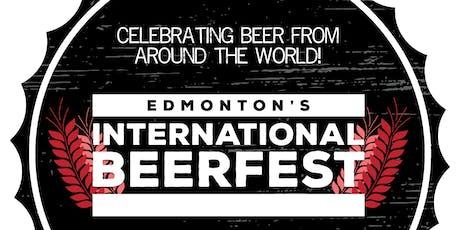 Edmonton International BeerFest (March 27-28, 2020 @ Edmonton Convention Centre) tickets
