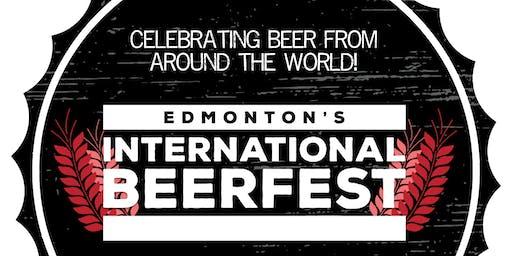 Edmonton International BeerFest (March 27-28, 2020 @ Edmonton Convention Centre)