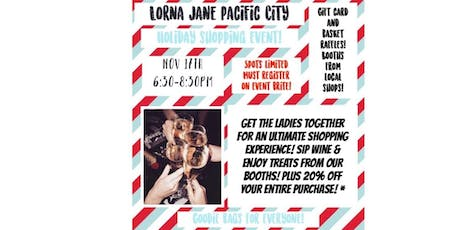 LORNA JANE HOLIDAY LAUNCH PARTY tickets