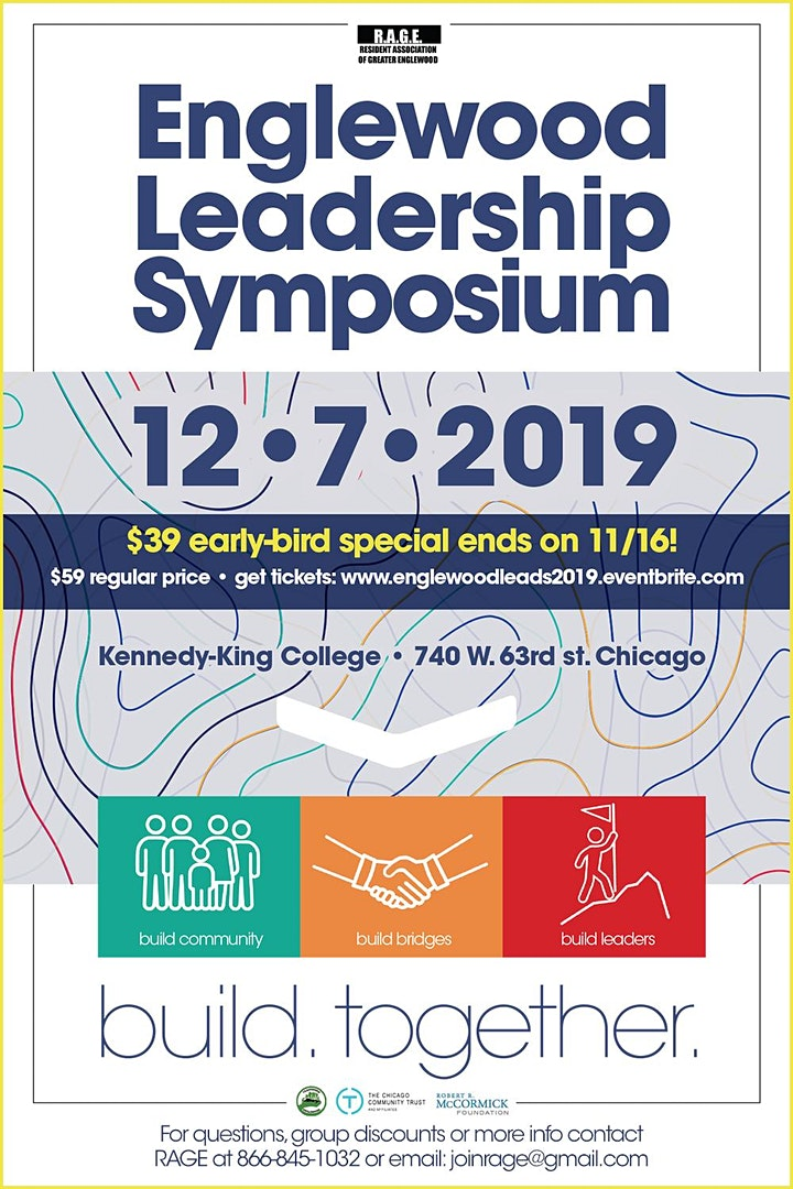 Englewood Leadership Symposium Powered by R.A.G.E. image
