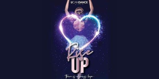 Preshow Meals Booking - U Can Dance Saturday 30 November