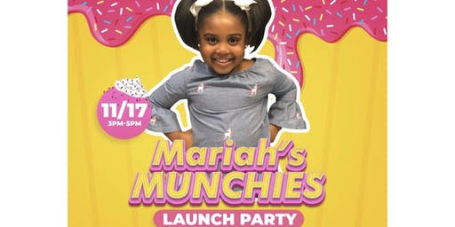 Mariah's Munchies Official Business Launch