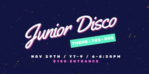 FIS Junior Disco 2019