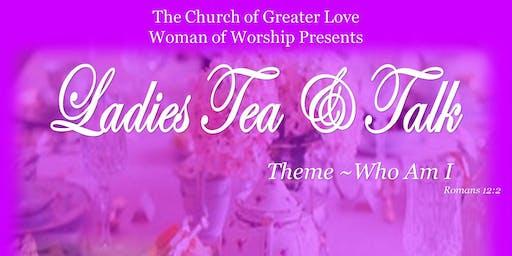 Ladies Tea & Talk