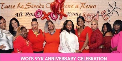 WOI 9yr Anniversary Celebration