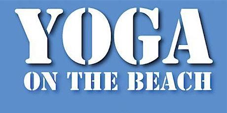 Sunday Beach Yoga tickets